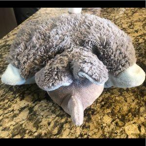 Small Elephant pillow pet